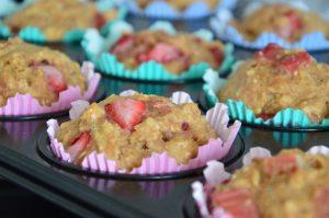 aardbei-rabarber-muffins