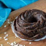 Chocolade mugcake uit de airfryer
