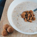 Pepernoot oats