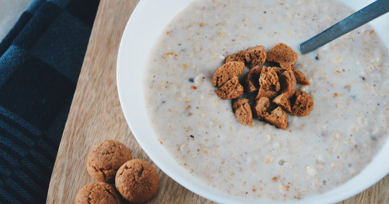 (Nederlands) Pepernoot oats