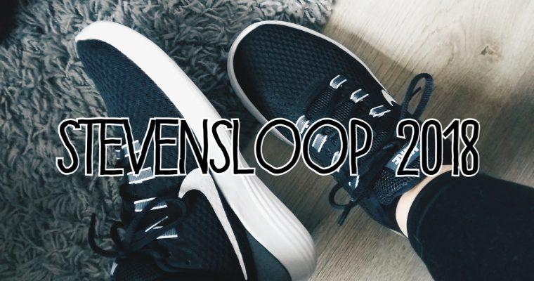 Stevensloop 2018: start training