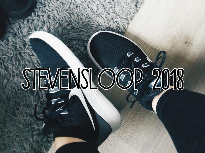 Stevensloop 2018: start training