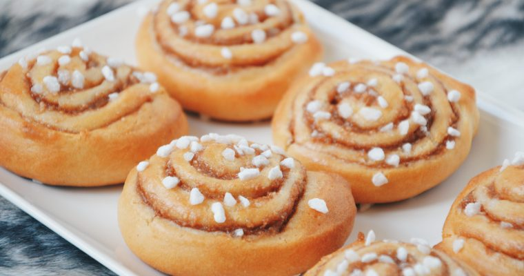 (Nederlands) Sticky cinnamon buns