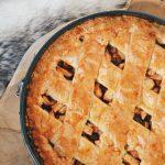 Ouderwets lekker: grootmoeders appeltaart