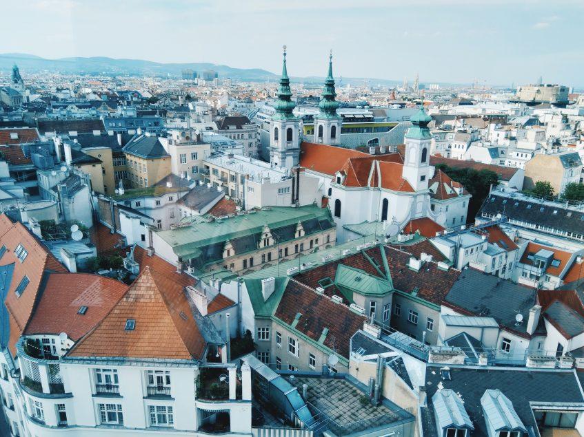 Travelblog citytrip Wenen