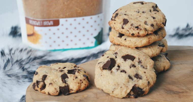 (Nederlands) Chocolate chip cookies met Greensweet Stevia