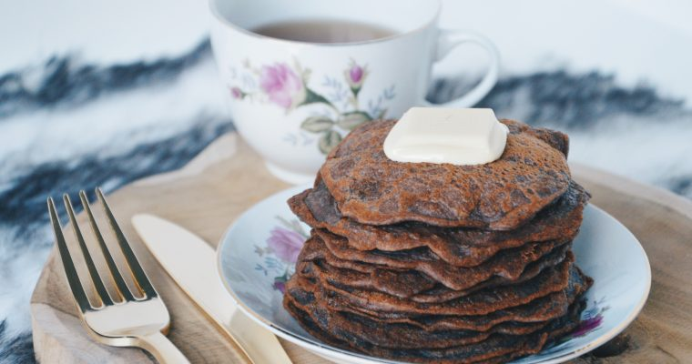 (Nederlands) Chocolade American pancakes