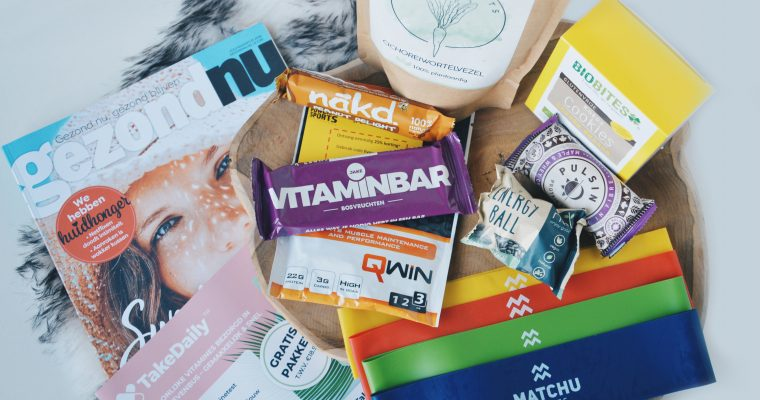 My Fit Supply: laat je verrassen door de Fit Verrassingsbox