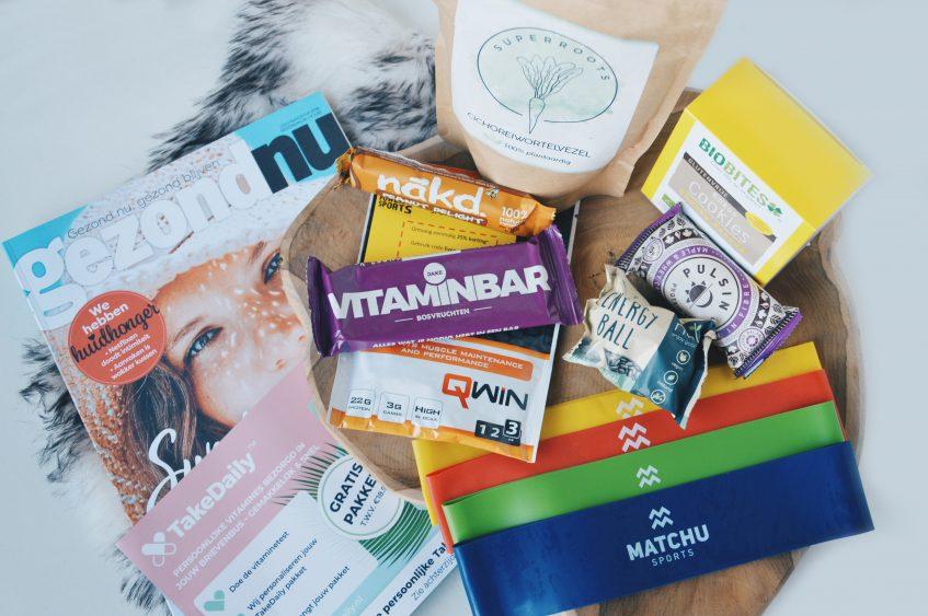 My Fit Supply: laat je verrassen door de Fit Verrassingsbox
