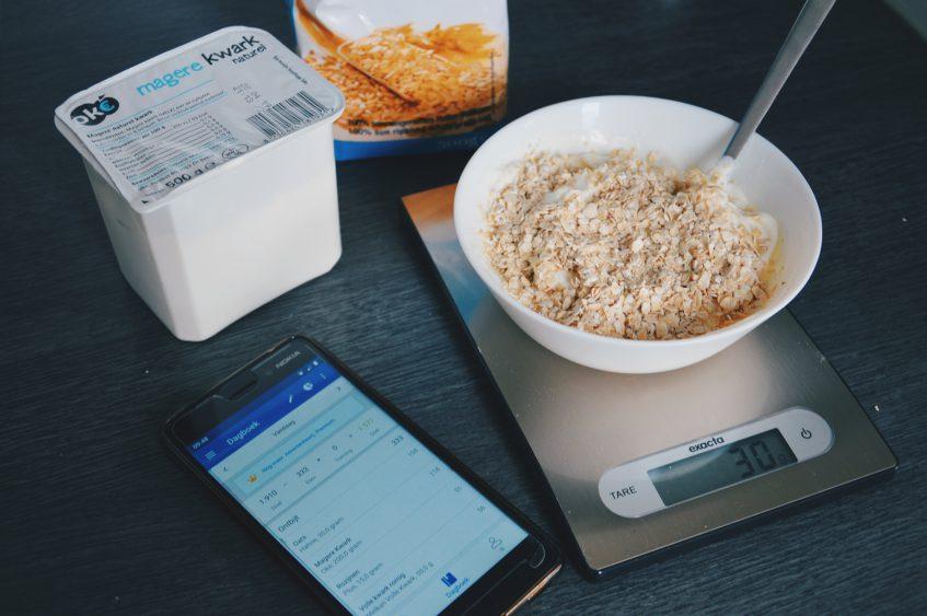 Voeding tracken: hoe en waarom ik dat doe