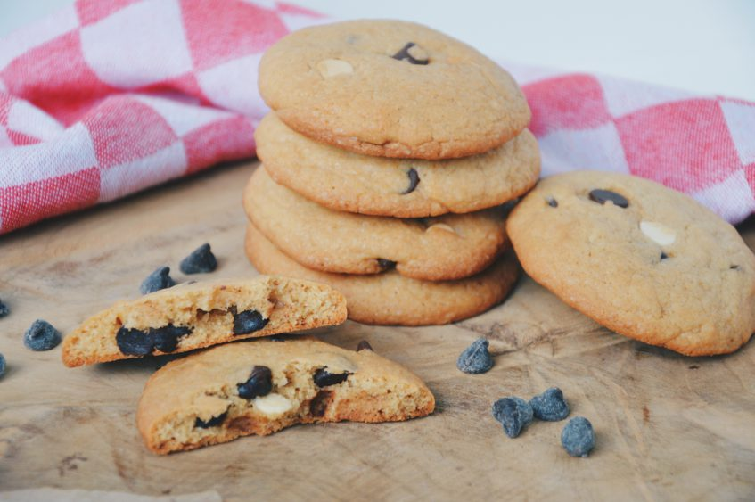 Chocolate chip cookies 2.0